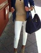 białe rurki cygaretki
