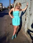 boska sukienka kolor ah