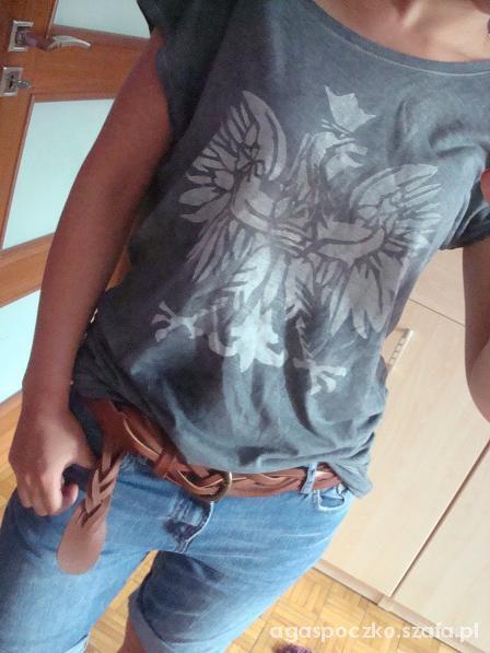 Mój styl wygodnie z orłem
