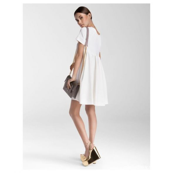 f3296e56fe Suknie i sukienki Sukienka w stylu La Mania Siwiec Gwiazd rozm S i M