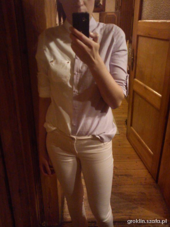 2kolorowa koszula