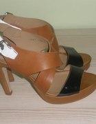 Moje nowe sandałki