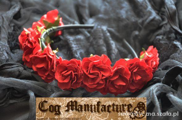 Różana korona