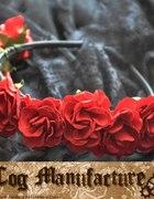 Różana korona...