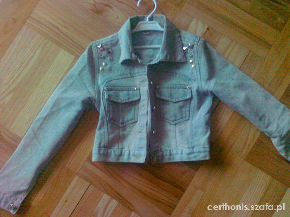 Katana jeansowa S 36