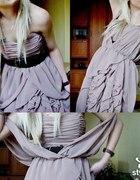 sukienka H&M by Anja Rubik