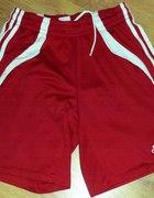 Czerwone spodenki adidas rozmiar M