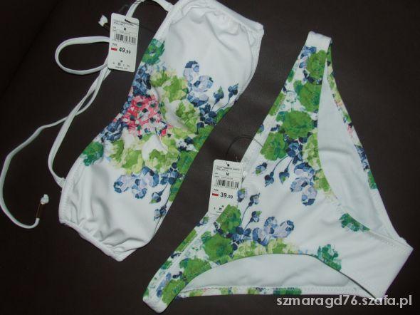 piękny RESERVED 38 strój kąpielowy bikini