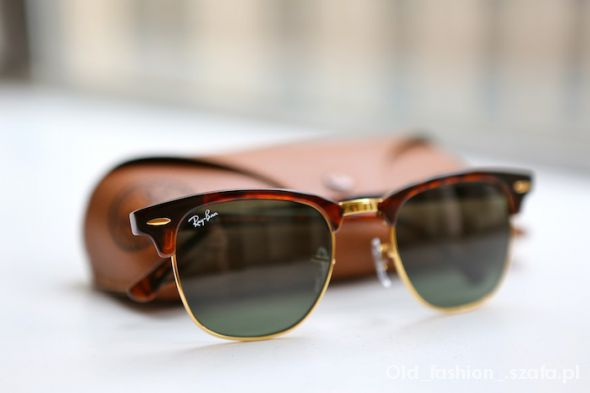 RAY BAN CLUBMASTER...