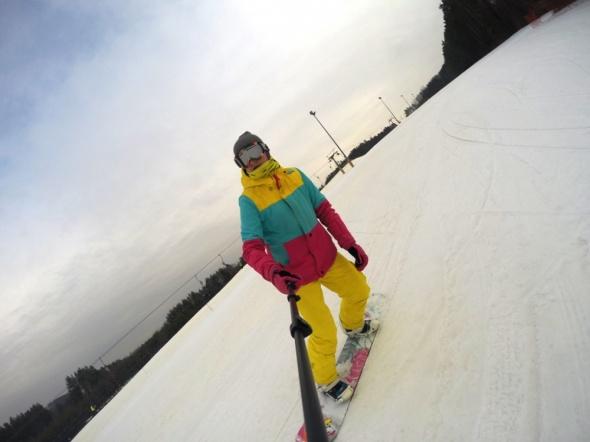 Sportowe Mój zestaw Snowboardowy