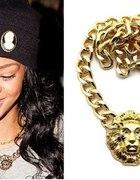 Rihanna Gold