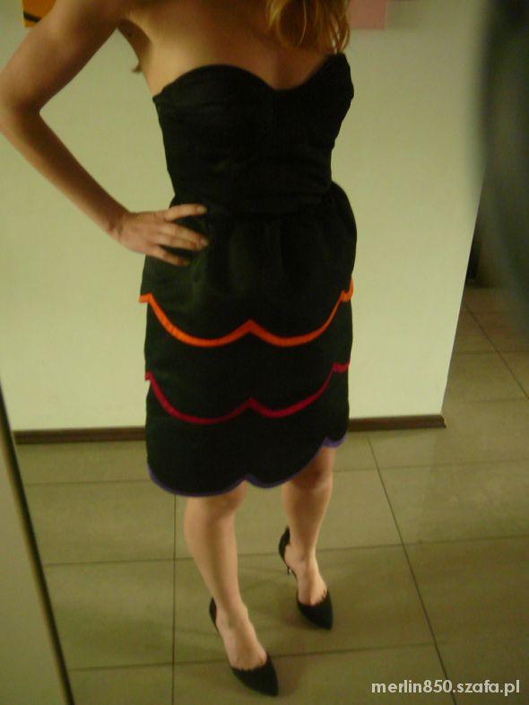 Na specjalne okazje sukienka top shop