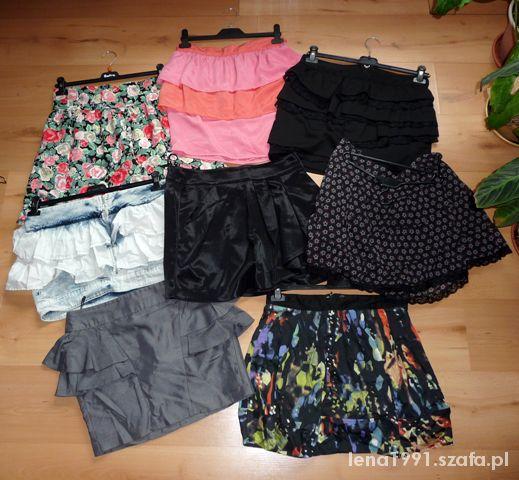 Spódnice Moja mała kolekcja spódniczek part 1