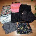 Moja mała kolekcja spódniczek part 1