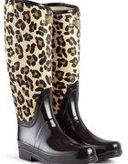Huntery kalosze Hunter Regent panterka leopard...