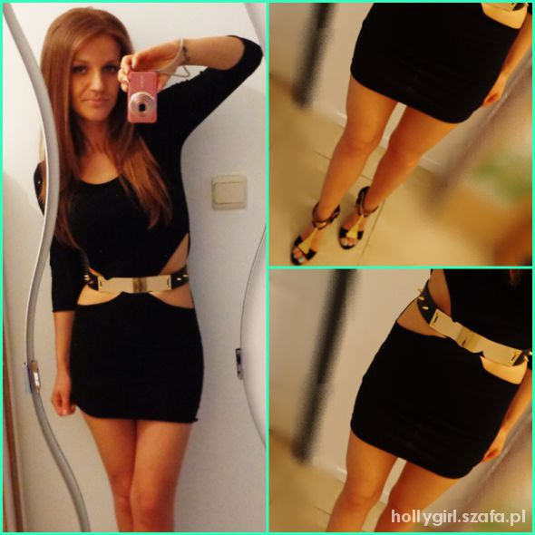 Sexi black and gold