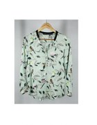 Koszula w ptaki Zara 36