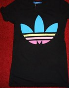Czarna bluzka Adidas