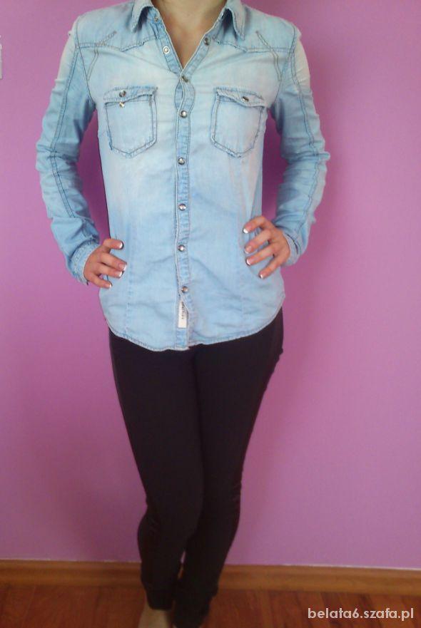 Koszule Koszula jeans Reserved