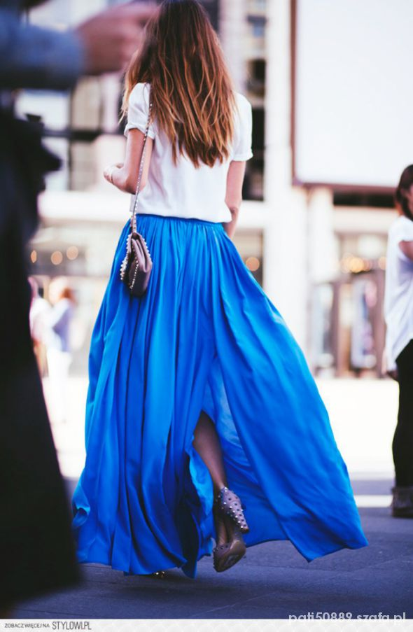 Romantyczne Sukienki maxi na lato