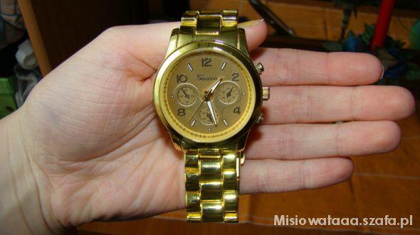 piękny zegarek Geneva
