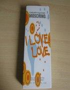 MOSCHINO I LOVE LOVE 20 ML