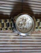 złoty zegarek replika Michael Kors