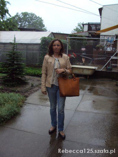 Mój styl Na chłodne i deszczowe dni