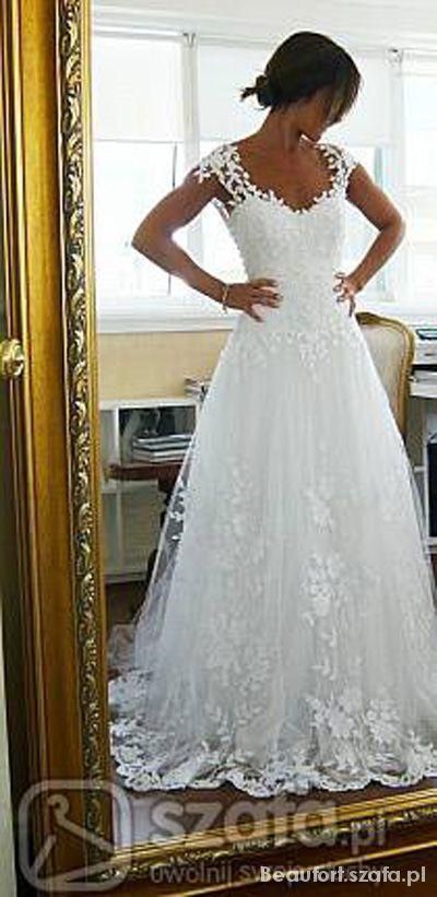 Na specjalne okazje Suknia ślubna 2