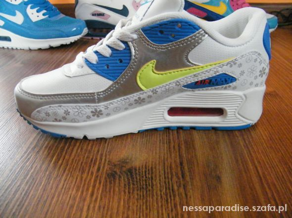 Sportowe Nike Air Max 90 Damskie 37 36