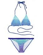 strój kąpielowy ombre CROPP...