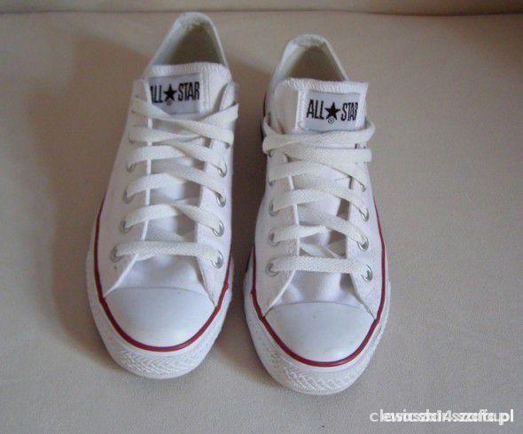 Converse All Star białe 365 23 cm