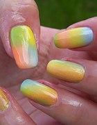 Kolorowy gradient