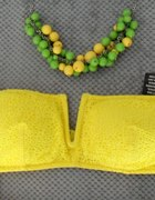 żółte bandeau nowe z metką