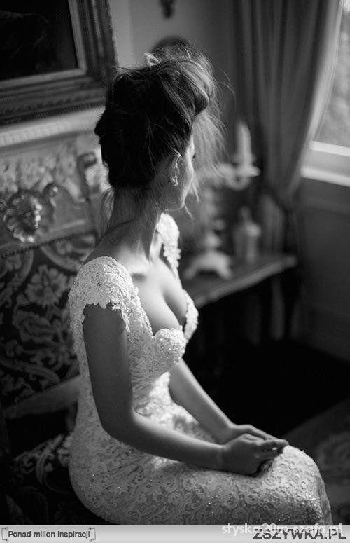 Boska ślubna sukienka