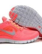Nike free run różowe 38...