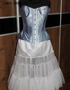 komplet wedding dress...