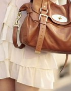 Alexa mulberry bag camel...