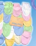 Rękawiczki dla noworodka łapki niedrapki Kolory