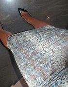 Wężona spódnica