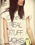 DOING REAL...