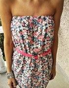 sukienka w kwiatki new look...