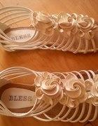 przerobione sandały