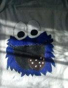 Ciasteczkowy potwór...