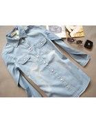 Koszula Jeansowa błękitna rozmiar L