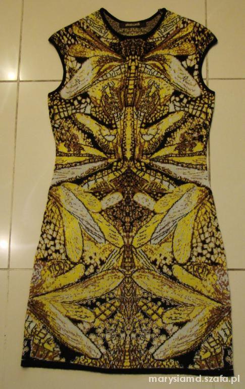 sukienka Roberto Cavalli...