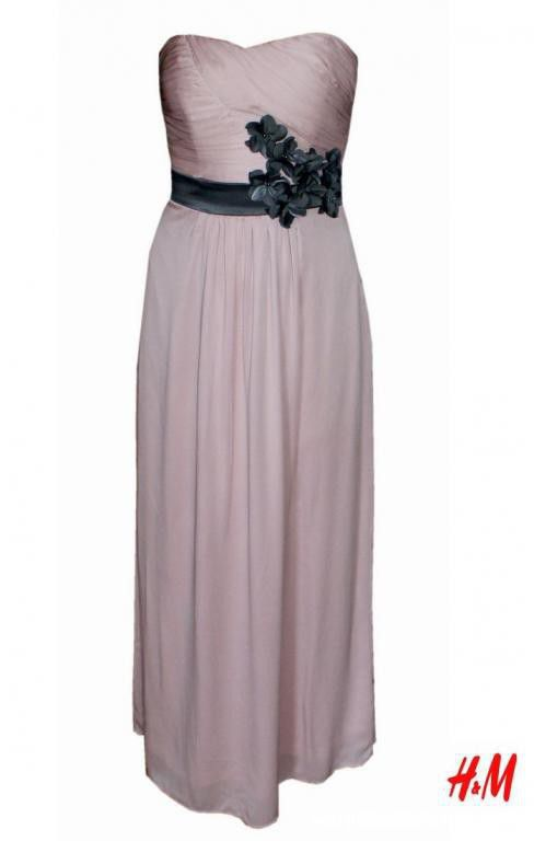 PUDROWA MAXI DRESS H&M