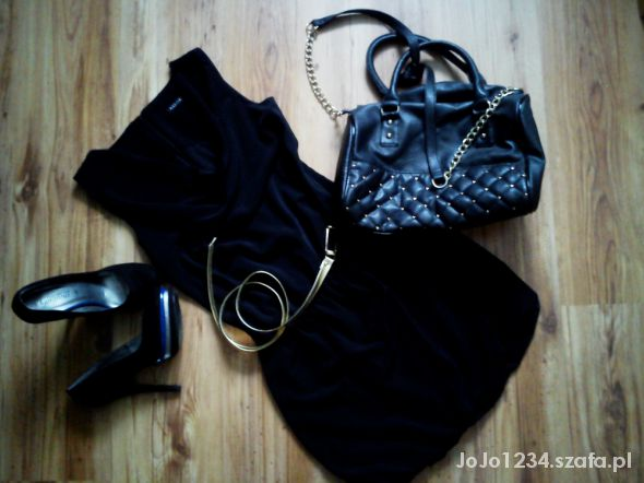 Eleganckie sukienka mohito