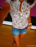 TANIO bluzeczka orasy FLORA XS S
