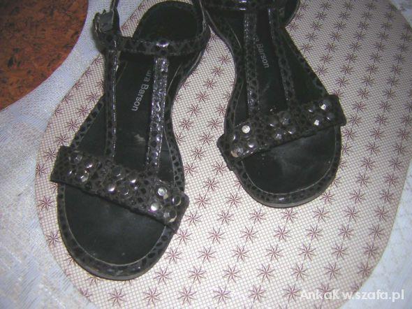 Sandałki letnie...